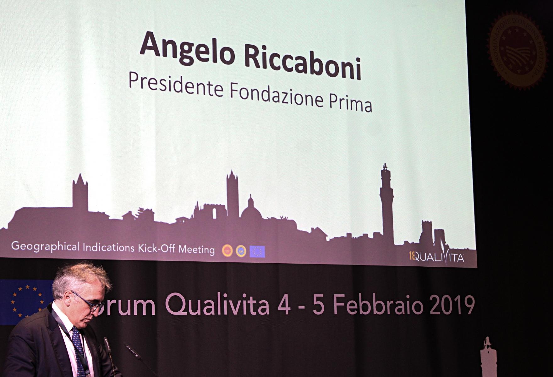 Forum Qualivita 4-5.02.2019