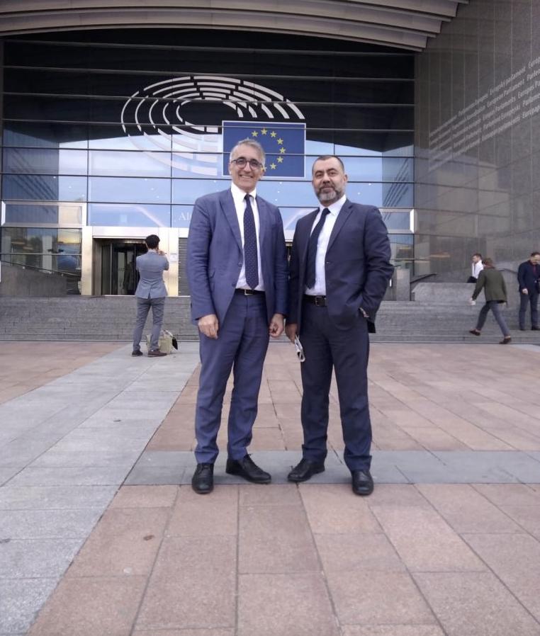 Presentazione di PRIMA al Parlamento Europeo - 4.4.2019