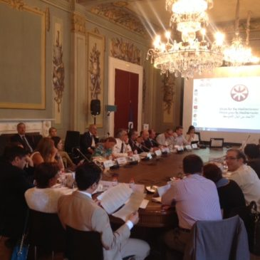 Mediterranean Countries and European Commission at work for sustainable development @PRIMA GA in Barcelona