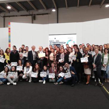 Roma, Exco2019 e Hack for SDGs – Le immagini