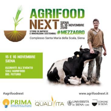 AgriFood Next: storie di imprese e innovazioni sostenibili