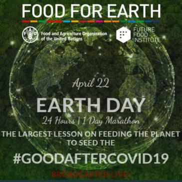 """""""Food for Earth Day"""" per il futuro sostenibile dell'agrifood: intervento del segretariato italiano di PRIMA"""
