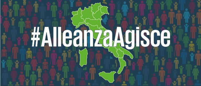 #AgrifoodXRipartire è con #AlleanzaAgisce – AsVis per la ripartenza sostenibile dell'Italia