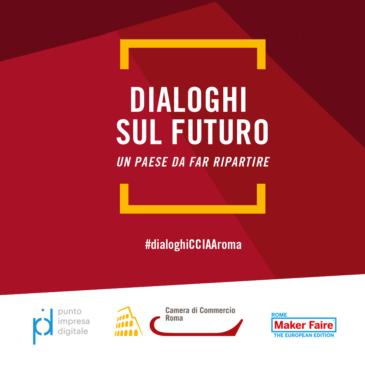 """""""Dialoghi sul futuro"""" – Lorenzo Tagliavanti di CCIAA intervista Angelo Riccaboni"""
